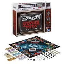 Настільна гра Монополія Дуже дивні справи Monopoly Stranger Things Monopoly ST MG 2