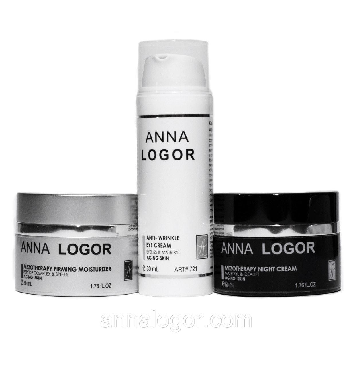 Омолоджуюча серія Анна Логор - Anna Logor #1
