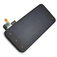 Дисплейный модуль Xiaomi Mi2/Mi2s (Чёрный с рамкой)