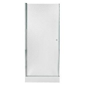 Набор Qtap дверь в нишу Presto CRM208.P5 + поддон Unisquare 308815