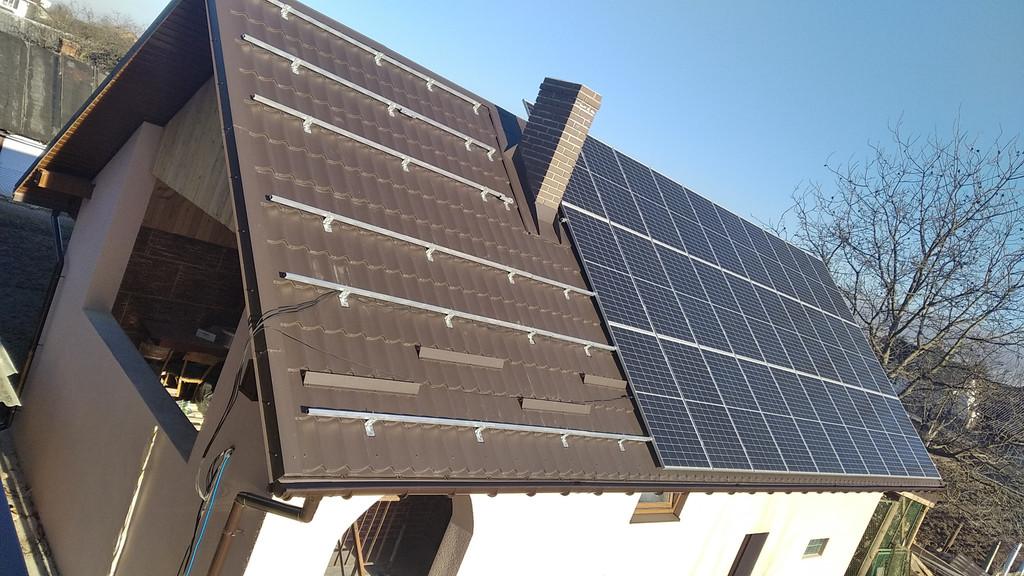 Встановлення (монтаж) сонячної електростанції у м.Стрий