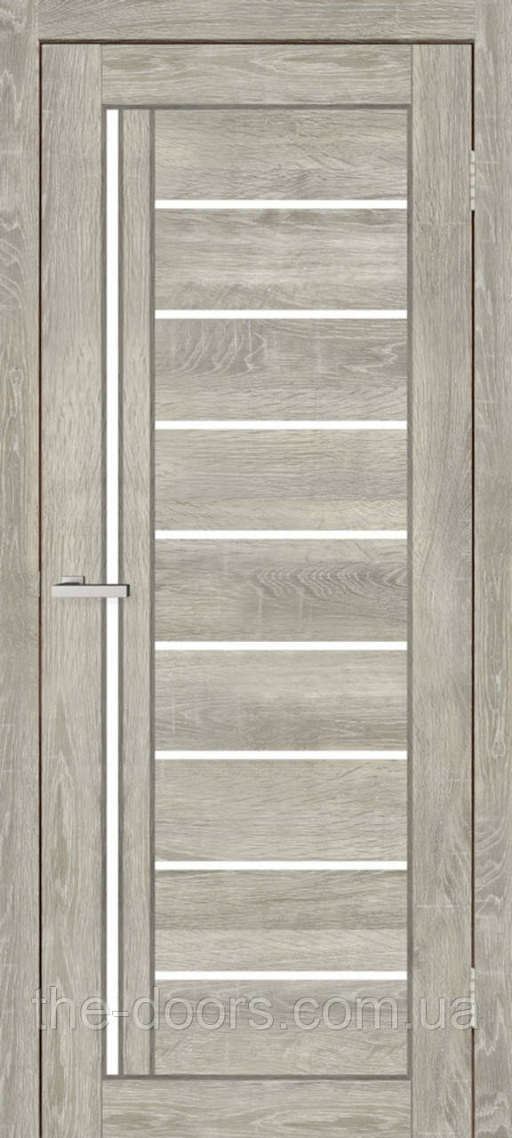 Двери Smart С067 G стекло сатин