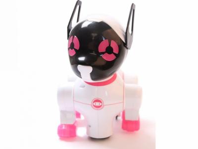 Робот-собака Smart Dancer Рожева