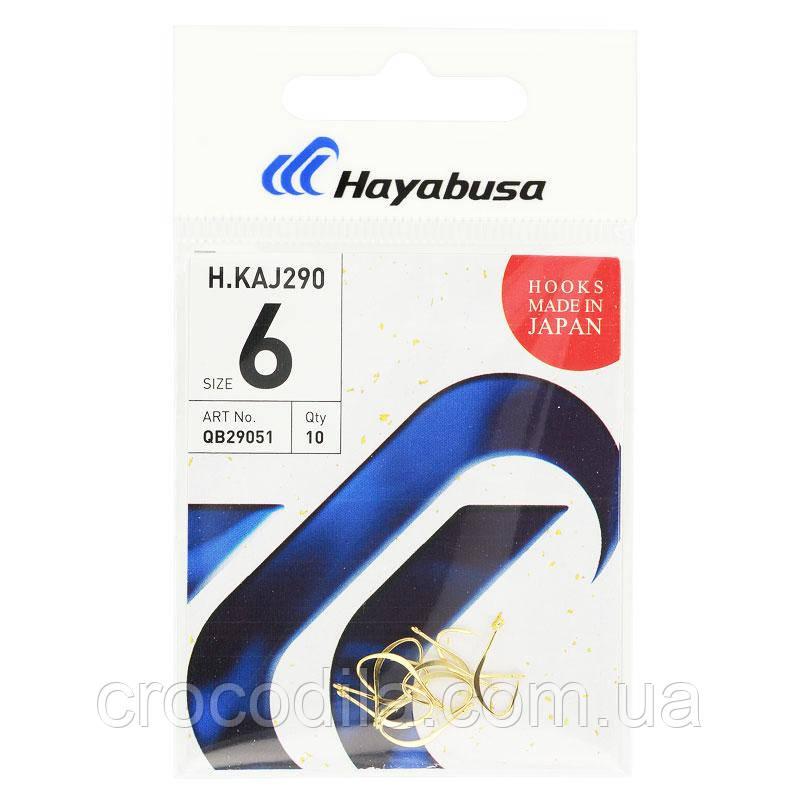 Крючок Hayabusa H.KAJ290 №2