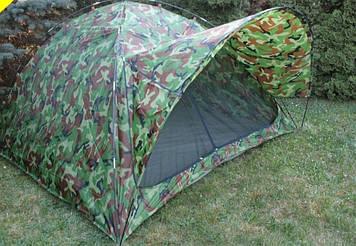 Палатка,четырех местная,5  местная,намет,с,козырьком 230*210*150 см