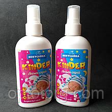 Некусайка Киндер лосьон-спрей от комаров 100 мл
