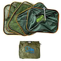 Садок Breeze 2.50м 42x33 см для рыбалки прорезиненный в сумке