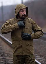 Куртка мужская демисезонная тактическая