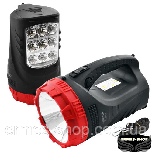 Ручний ліхтар OPERA OP-2829 | TP 5W+25