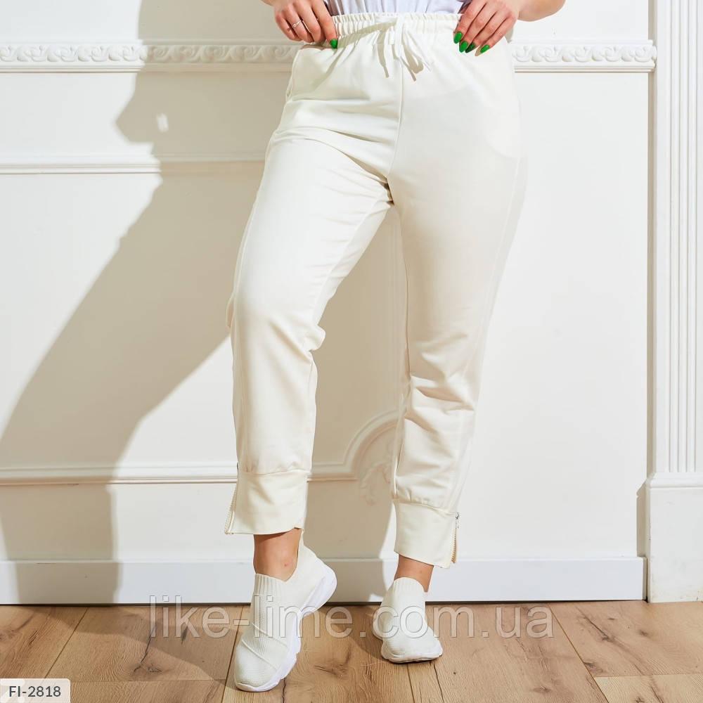 Женские летние спортивные штаны ярких цветов
