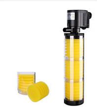 Фильтр внутренний Minjiang JZ-F1301 для аквариума  до 300 литров