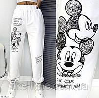 Женские спортивные штаны с Микки Маусом