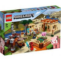 Конструктор LEGO Minecraft (21160)
