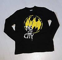 Реглан Batman Бэтман для мальчиков 146/152 рост