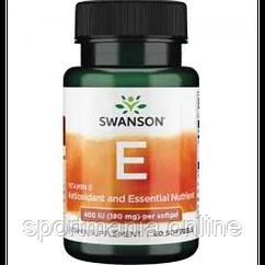Vitamin E 400iu - 60caps