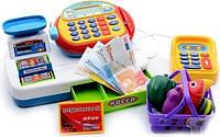 Игровой набор Кассовый аппарат Joy Toy 7019 Мой магазин