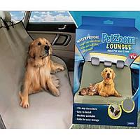 Подстилка чехол на автомобильное сиденье для домашних животных Pet Zoom Loungee Auto Зеленый