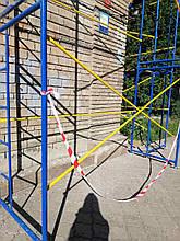 Будівельні рамні риштування комплектація 2 х 3 (м)