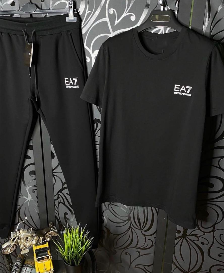Чоловічий спортивний костюм «ЕА7»