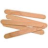 Шпатель деревянные для восковой депиляции (25 шт)