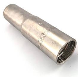 Сопло газове пряме PSF 250 із захистом від розбризкування для МІГ/МАГ Пальників ESAB