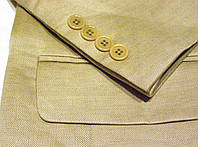 Пиджак льняной PERRY ELLIS (52-54), фото 1
