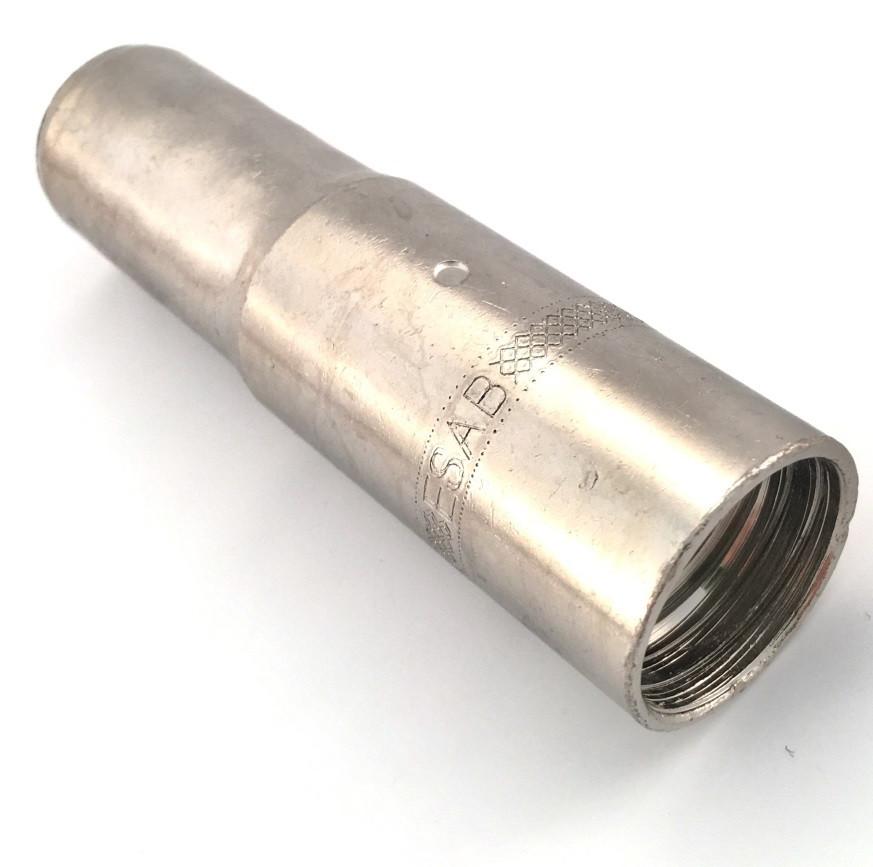 Сопло газове пряме PSF 305/410w із захистом від розбризкування для МІГ/МАГ Пальників ESAB