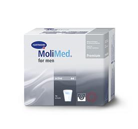 Прокладки для мужчин урологические поглощающие - Molimed for Men Active (14 шт)