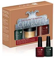 Набор CND Shellac Holiday Charmed Collection (Gold) - лимитированная коллекция