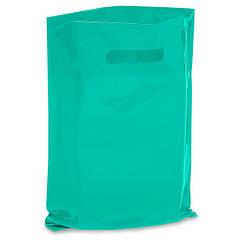Пакет полиэтиленовый мятный 20х30 см