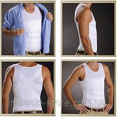 Чоловіча майка Just One Shapers стягуюча для схуднення, фото 3