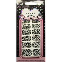 Наклейки Слайдеры для Дизайна Ногтей Ноготки Yamei Nails Самоклеящиеся 2013В 06, Маникюр