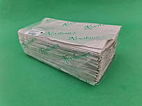 Полотенца одноразовые листовые  Z/Zсерое(170листов) Каховинка, 1 шт/пач
