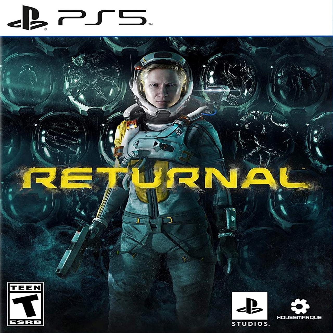 Returnal (російська версія) PS5