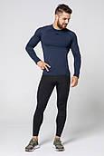 Мужской спортивный лонгслив Rough Radical Stone LS (original), мужской рашгард, футболка с длинным рукавом