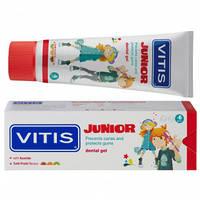 Зубная паста VITIS JUNIOR (ВИТИС ЮНИОР) гель-паста для детей 75 мл