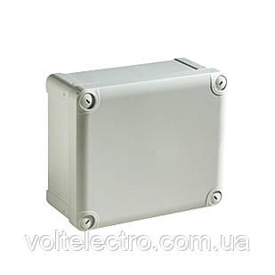 Пластикова промислова коробка 125х80х65 IP66