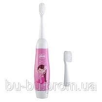 Электрическая зубная щетка, ОТ 3 ЛЕТ Розовый