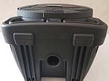 Колонка аккумуляторная с радиомикрофоном ZXX-8886 / 150W (USB/FM/Bluetooth), фото 3