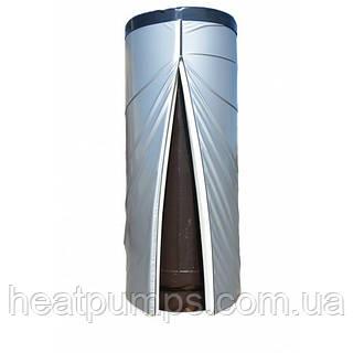Аккумулирующая емкость (с двумя теплообменниками)  Galmet SG (B) 2W Bufor 1500 RP