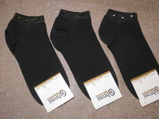Набір 3 шт. Шкарпетки жіночі аксесуарние укорочені Bross бісер