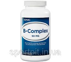 GNC - B-Complex 50. 255caps