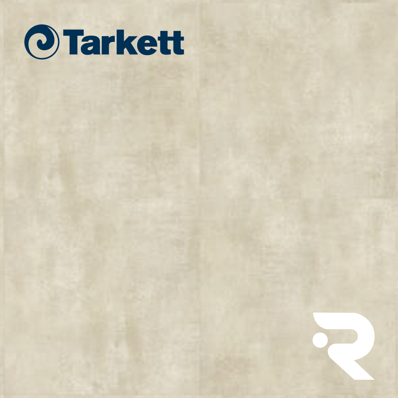 🌳 ПВХ плитка Tarkett | ModularT 7 - BETON BEIGE | Art Vinyl | 600 x 600 мм