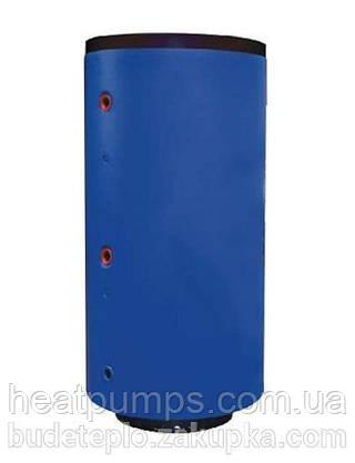 Аккумулирующая емкость (тепловой аккумулятор, буферная емкость) Galmet SG (S) Point 200 skay