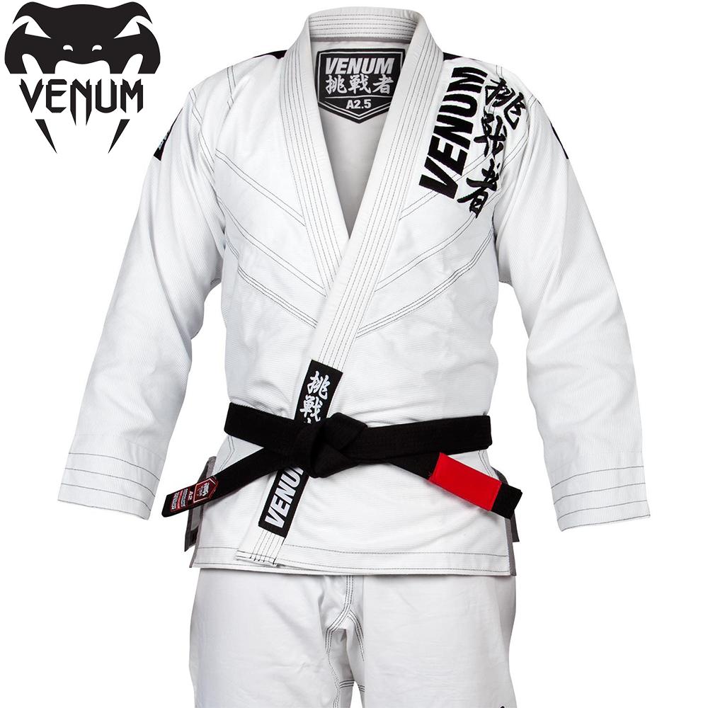 Кимоно для джиу-джитсу Venum Challenger 4.0 BJJ Gi White