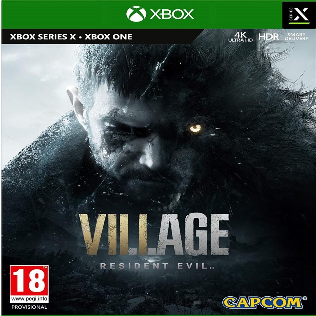 Resident Evil Village (VIII) (російська версія) Xbox Series X