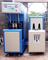 Полуавтомат для производства ПЭТ бутылок от 100 мл до 6 литров