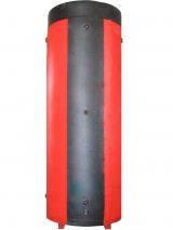 Аккумулирующая емкость комбинированная (с внутренним бойлером 160 дм3 та теплообменником) ЕАВ-10-2000 с изоляц