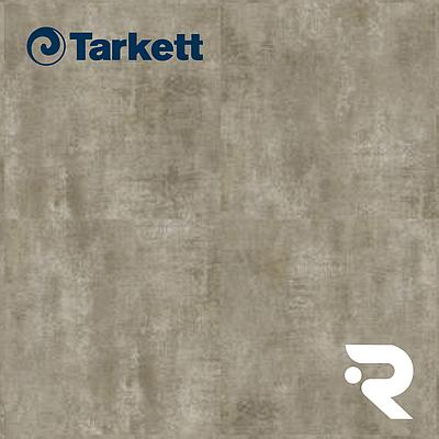 🌳 ПВХ плитка Tarkett | ModularT 7 - BETON COLD BROWN | Art Vinyl | 600 x 600 мм