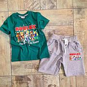 Літній одяг для хлопчиків